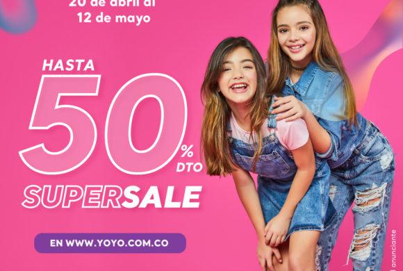 Yoyo · Súper Sale